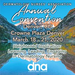 Dermatology Nurses' Association Events - Dermatology Nurses