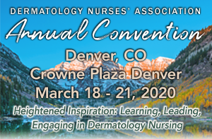 Dermatology Nurses' Association Homepage - Dermatology Nurses